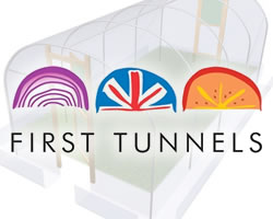 First Tunnels Polytunnels