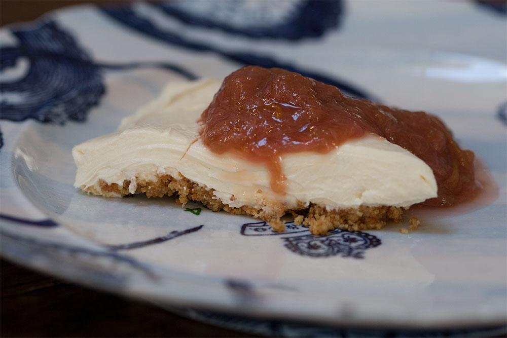 Easy Cheese Cake Recipe — Dishmaps