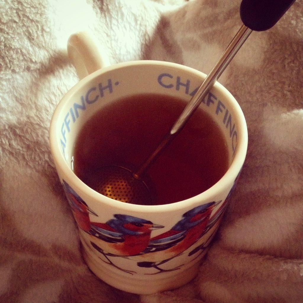 Adagio loose leaf apple spiced chai
