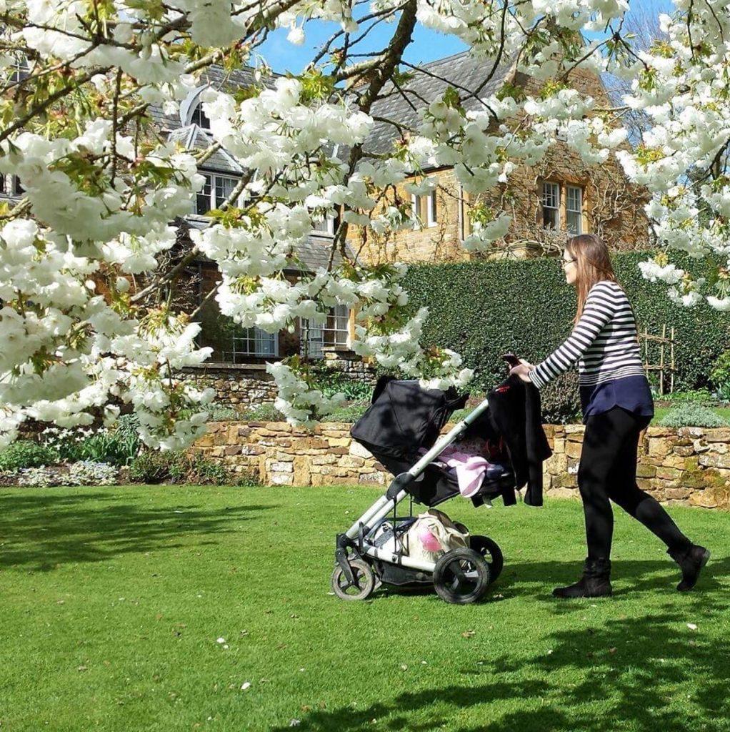 Coton Manor visit